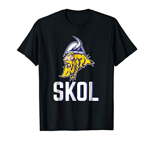 (Skol Vikings Shirt - Nordic Scandinavian Viking Shirt)