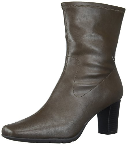 Aerosoles Boots (Aerosoles Women's Geneva 2 Mid Calf Boot, Mushroom, 7 W US)