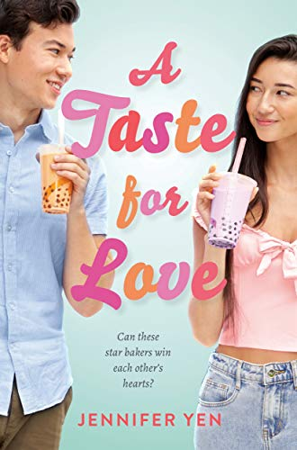 Book Cover: A Taste for Love