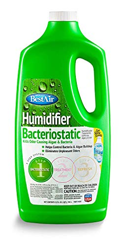 Used, B&A Humidifier Bacteriostatic Water Treatment 32 oz for sale  Delivered anywhere in USA