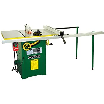 Woodtek 159665 machinery table saws 10 left tile 2hp for 10 inch table saw comparison
