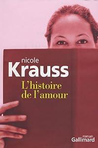 vignette de 'L'histoire de l'amour (Nicole Krauss)'