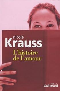 L'histoire de l'amour par Krauss