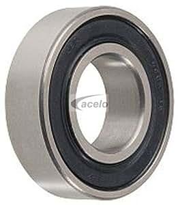 Radial de ranura profunda rodamientos R8/(1,27 cm) 6001-2rs 12,7 mm 28 mm 8 mm