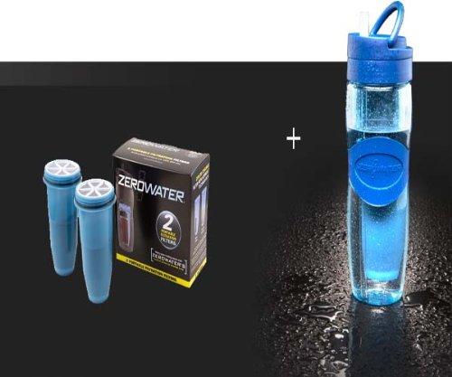 zero filtered water bottle - 4