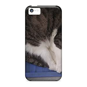 New Arrival Summer Laziness For Iphone 5c Case Cover