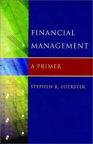 Financial Management: A Primer