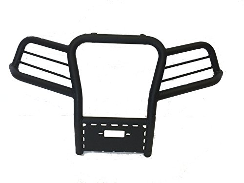 Suzuki King Quad 750 700 500 450 (2005-2019) Quad ATV Bison Front Bumper Brush Guard Trail ()
