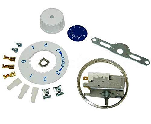 Compra UTP Kit de termostato frigorífico/congelador VT9, Control de ...