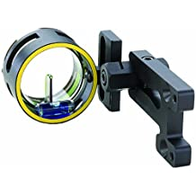 Allen Company Peak Single Pin Wrapped Fiber Bow Sight