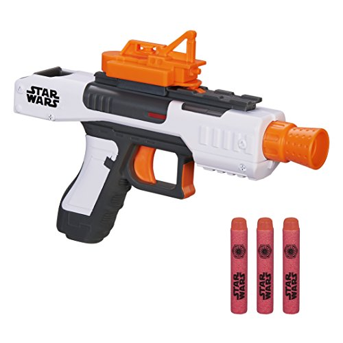 Star Wars Nerf Episode VII First Order Stormtrooper (Star Wars Guns Toys)