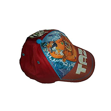 Looney Tunes Midi Shopping – Gorra Infantil Estampado Taz: Amazon ...