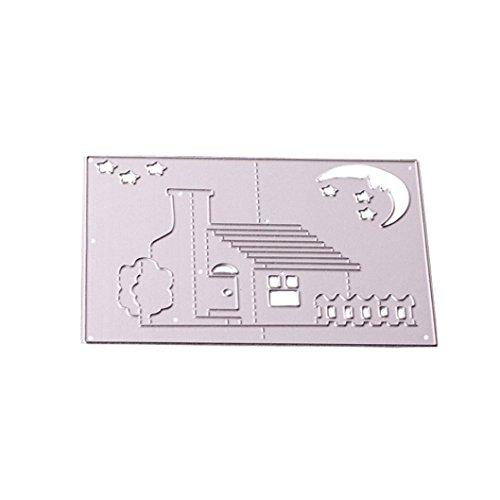 Metal Die Cutting Dies,iHPH7 Stencil for DIY Scrapbooking Album Paper Card Decor Craft Folder M-98 ()