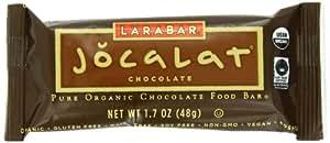 Larabar Jocalat Gluten Free Pure Organic Food Bar, Chocolate, 16 - 1.7 Ounce Bars