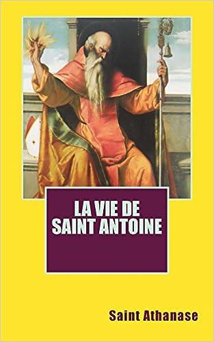Book La vie de saint Antoine