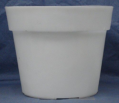 8 diameter plastic orchid pots - 1