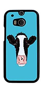 COW Hard Case for HTC ONE M8 ( Sugar Skull ) by ruishername