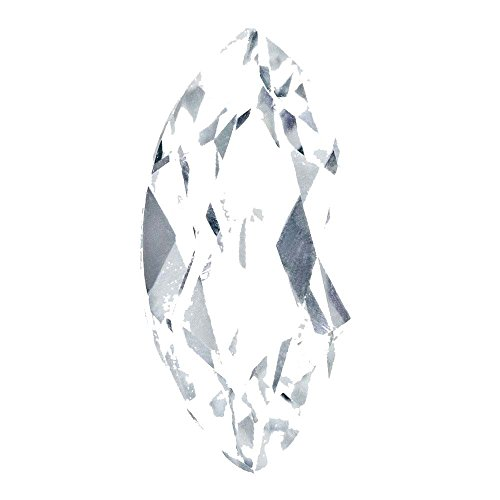 0.1 Ct Loose 4.5x2.25 Marquise Natural Diamond Gemstone Si1/si2 Clarity And G