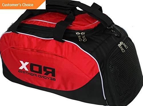 Werrox Training Team Gym Kit Bag Red Blue Backpack Laptop Travel Men Bag Women | Model FTNSSBG - 86 |
