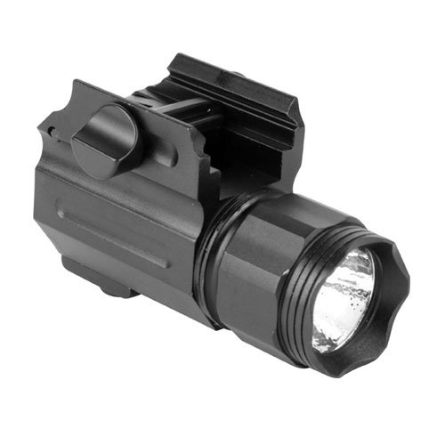 Tactical 150 Lumen LED Flashlight For Compact Pistols Fits Beretta PX4 M9A1 Glock 19 23 25 SR9 XD Compact Taurus 24/7 SIG P250 S&W SW99