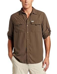 Columbia Men's Silver Ridge Long Sleeve Shirt (Major, Small)