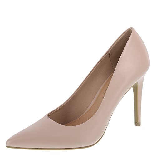 Christian Siriano for Payless Nude Women's Habit Pointed Pump 8 Regular