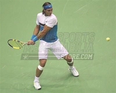 4e7aa5272 Amazon.com: Rafael Nadal backhand return grass court 8x10 11x14 ...
