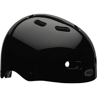 Psycho Child Helmet, Glossy Black : Sports & Outdoors