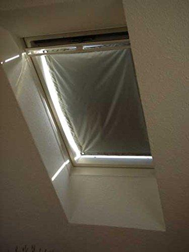 Häufig Amazon.de: Exsun Sonnenschutz für Velux & Roto Dachfenster   Ohne XE52