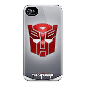Shock-Absorbing Hard Phone Case For Iphone 6 With Provide Private Custom Lifelike Autobots Logo Series No1cases