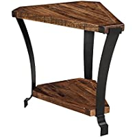Taddenfeld Chair Side End Table Medium Brown/Casual