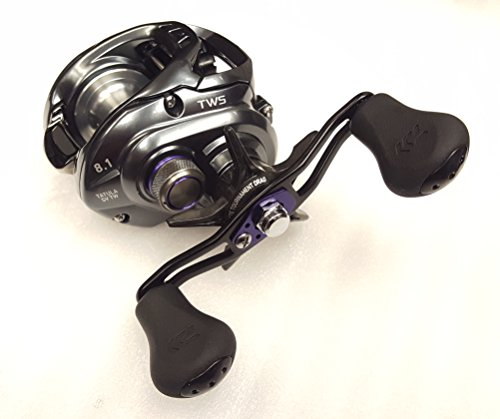 Daiwa Tatula SV TW 103XS 8.1:1 Baitcast Right Hand Fishing Reel - TASV103XS Daiwa Rods And Reels