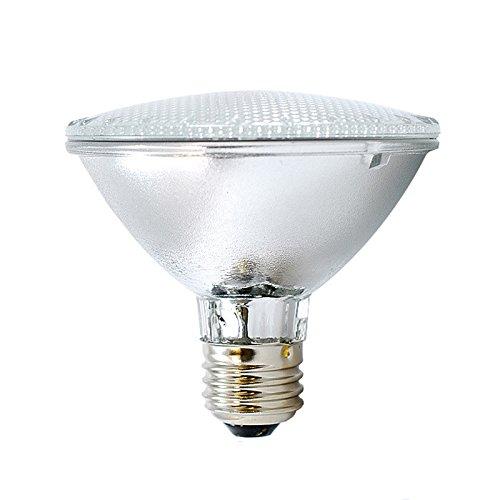 BulbAmerica 50 watt 120 volt PAR30 FL40 halogen floodlight bulb -