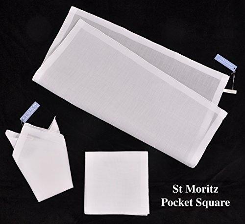 Buy hand rolled pocket squares for men