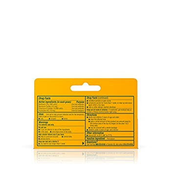 Neosporin + Pain Relief Ointment,0.50 Oz 16