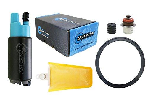HFP-382P - 2006-2013 Polaris Ranger 500 - EFI Fuel Pump Replacement Kit with Fuel Pressure Regulator- Replaces 2521121, 2520864, 2204306, 1240382, 1240239