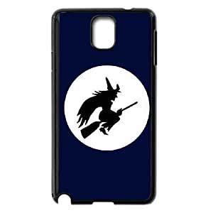 Samsung Galaxy Note 3 Black phone case Halloween Witch The best gift DVE7632106