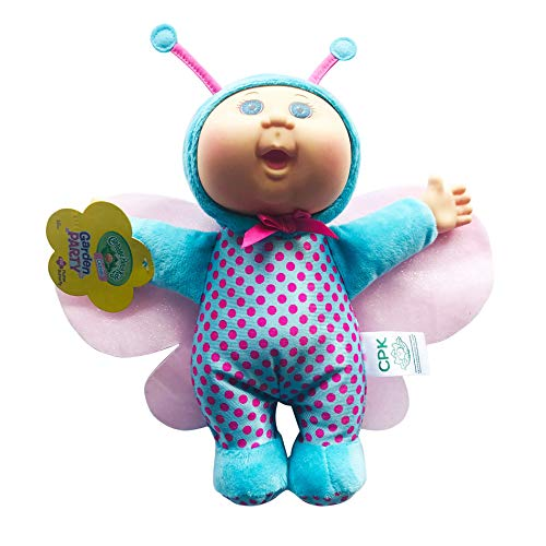 - Cabbage Patch Kids Cutiest Soft Body Baby Doll 9 Inch! Garden Party and Zoo Friends! Cute Cuddly Dolls for Kids! Choose from Tallulah Tiger, Austin Lion or Flutter Butterfly! (Flutter Butterfly)