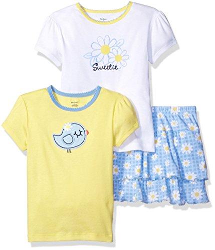 Gerber Girls Playwear Shirts Short
