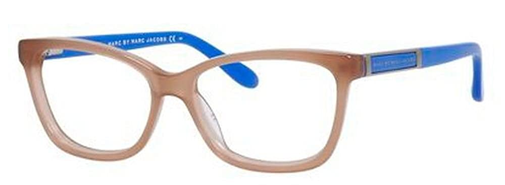 21cf46d4a9ea Marc By Marc Jacobs Women's 571 Easy To Wear Opal Brown / Bluette Frame  Plastic Eyeglasses, 54mm: Amazon.co.uk: Shoes & Bags