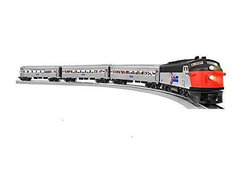 Lionel Trains Amtrak Passenger Lion Chief Remote Set