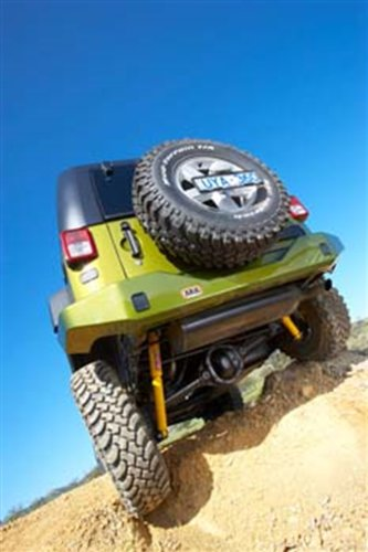 ARB 5650200 Rear Bumper Without Tire Carrier