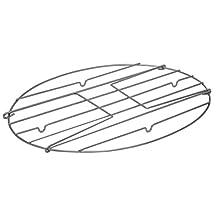 Granite Ware 2006-8 Medium Flat Oval Rack with Handles