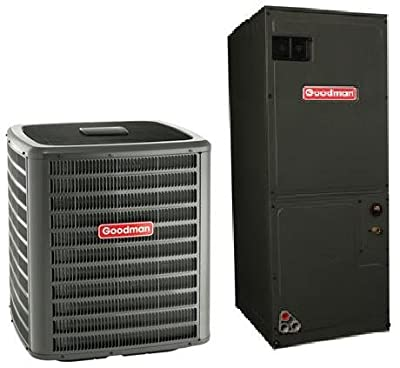 2.5 Ton Goodman 16 SEER R-410A Variable Speed Air Conditioner Split System