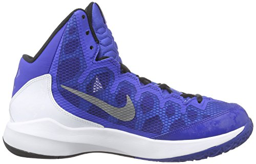 Nike game Royal Without Baloncesto black Silver Para Zapatos Zoom De Blau white reflective Doubt A Hombre Azul 77qrfxPR