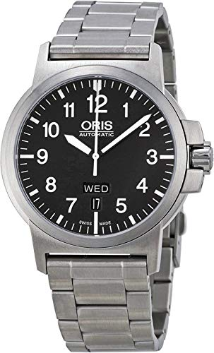 Mens Oris BC 3 Advanced Day Date Automatic Watch 0173576414164-0782203