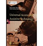 img - for [(Universal Access and Assistive Technology: Proceedings of the Cambridge Workshop on UA and AT '02 )] [Author: Simeon Keates] [Oct-2013] book / textbook / text book