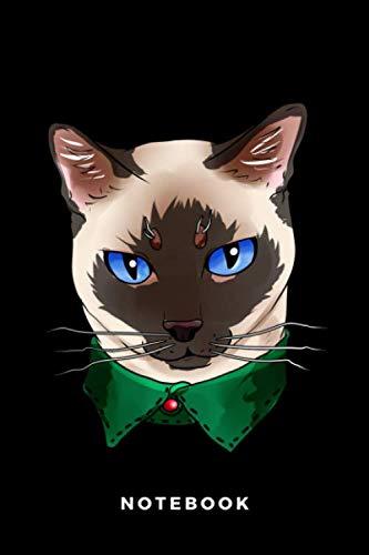 (Notebook: Siamese Cat)
