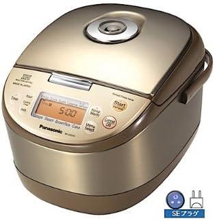 (Cook 10cup/10 合) Panasonic  Ih Rice Cooker Sr-jhs18-n/220v 41BSk3Dz7dL