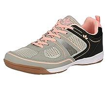 Lico Recent Indoor, Zapatillas de Deporte Interior, Gris (Gr/Rosa Gr/Rosa), 38 EU